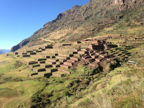 Huchuy Qosqo, Cusco