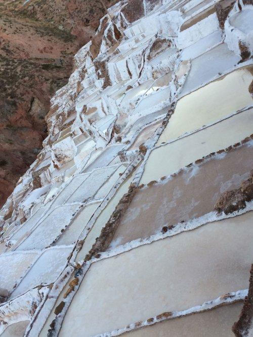Maras Saltmines, Cusco