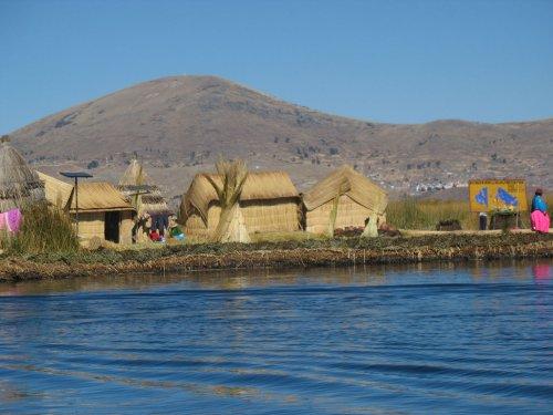 Lake Titicaca, Puno